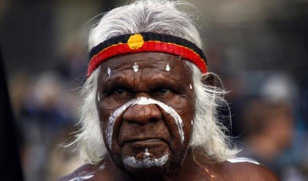 Aborigeno-australiano